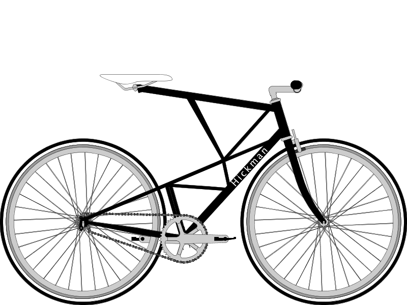 Hickman Bikes  (Commuter Version)