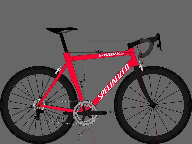 Specialized S-Works E5 Aerotec