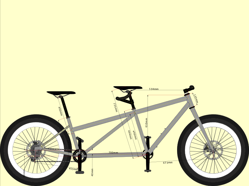SUNI Fat-Tandem Mark7