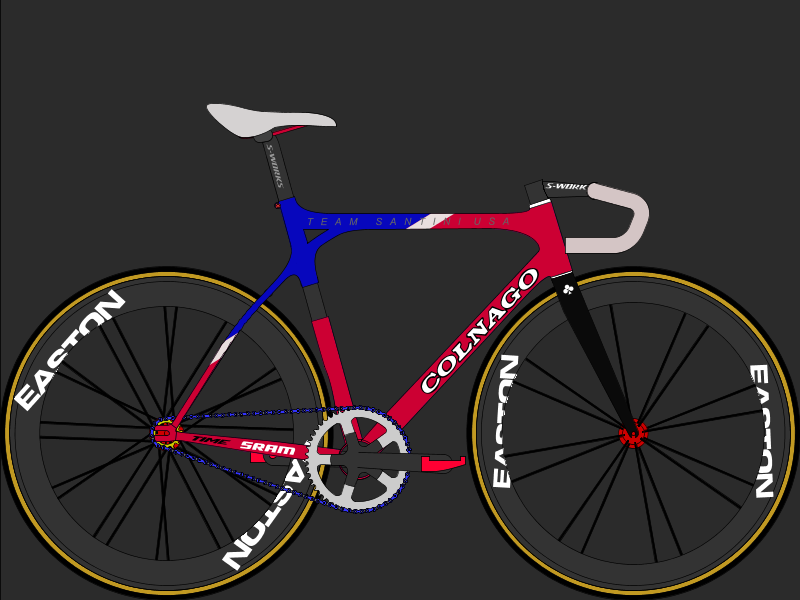 Colnago Red Hook/Santini USA