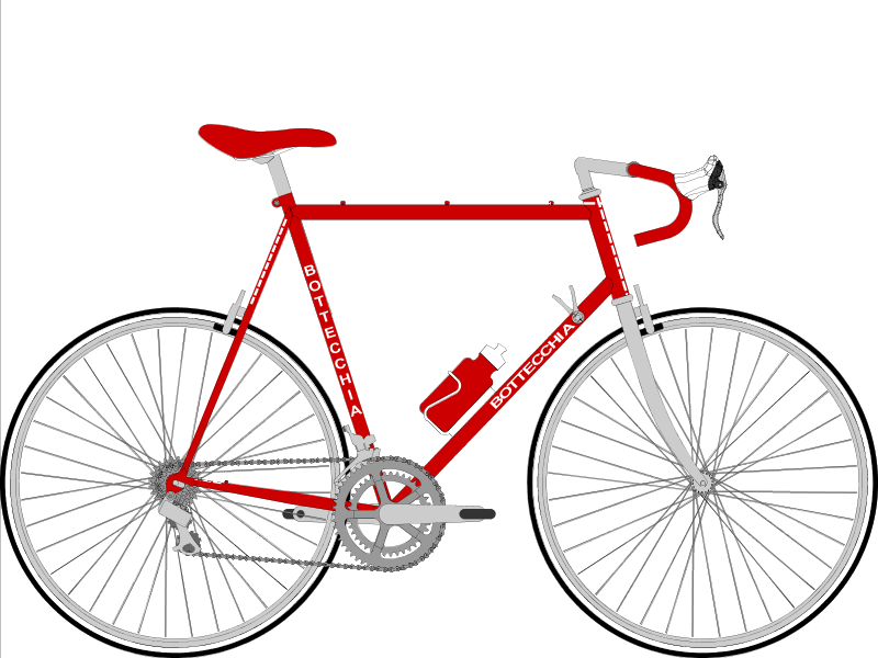 Bottecchia GP [red-red]