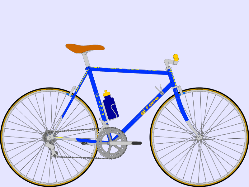 Gitane Olympic (Flat Bar)