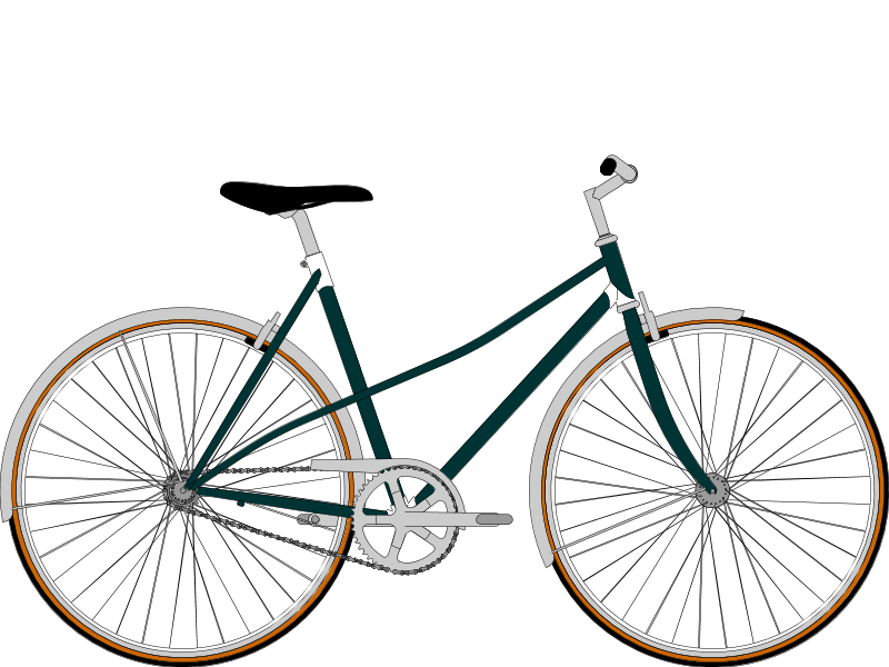 Batavus Champion Mixte GReen